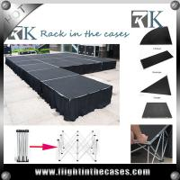 China China wholesale market outdoor concert stage sale cheap portable stage on sale