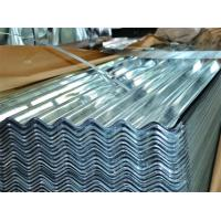 Cheap High Quality Galvanized Corrugated Iron Sheet Metal with price for sale