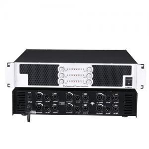 China KM-6600 six channel power amplifier digital amp PA audio system amplifier Pro-audio amplifier  metal 8.8kg on sale
