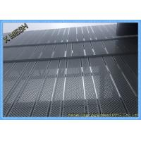 Cheap Anti Skid Perforated Metal Mesh , Wire Mesh Flooring Punching Hole Nature Surface for sale