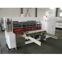 Cheap Automatic Rotary Die Cutting Machine For Cutting Corruaged Cardboard for sale
