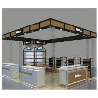 Cheap High End Brand Cosmetic Shop Furniture Design , Practical Cosmetic Display Units for sale