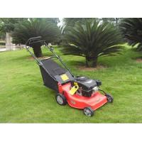 Cheap high quality 139cc petrol lawn mower tractor hand push portable lawn mower wholesale