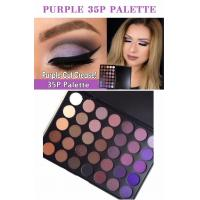 Cheap Shimmer And Matte Eye Makeup Eyeshadow Pink And Purple Eyeshadow Palette for sale