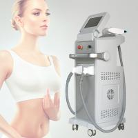 Cheap Multifunctional Laser Beauty Equipment , Laser Hair Removal Machine 68*55*120cm for sale