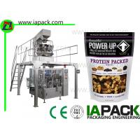 Cheap Automatic Nuts Doypack Packing Machine With Zipper for sale