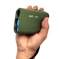 China Multifunction 6x25 Hunting Range Finder With Speed Scan Measurements on sale