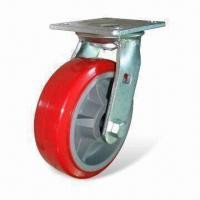 Buy cheap Industrial Caster, Suitable for Platform Trucks, Tool Boxes and Factory from wholesalers