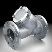 Cheap Y type flange strainer API standard for sale