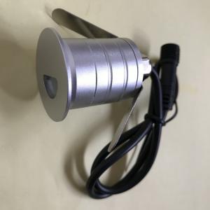 Cheap Outdoor waterproof IP65 1W LED underground lights/LED step lights/led underground lamp for sale
