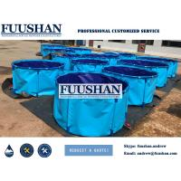 China High Density PVC Liner for Fish Farming / Aquaculture Pond Waterproofing Projects on sale