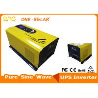 Cheap 110v / 220v 2000 Watt DC To AC Inverter Low Frequency Pure Sine Wave Inverter wholesale