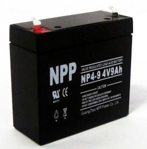 Cheap Solar Battery (UL, CE) (NP4-9Ah 4V 9AH) for sale