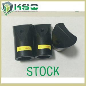 Cheap Black STOCK Small Diameter Taper Chisel Drill Bits For Granite Quarry for sale