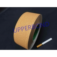 China Cork Paper For Filter For Cigarette Rods Connection Used In Cigarette Making Machine on sale