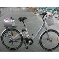 Cheap 250W Li-Ion Lithium Battery Electric Powered Bicycles 24V 8AH for sale