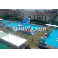 Cheap Rectangular Inflatable Swimming Pools for sale