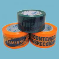Quality adhesive carton sealing Bopp Printed Packaging Tape for industrial workshop wholesale
