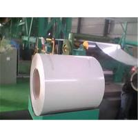 Cheap ASTM Precoated Steel PPGI Coils For Corrugated Roofing Sheets , Colour Coated Coils for sale