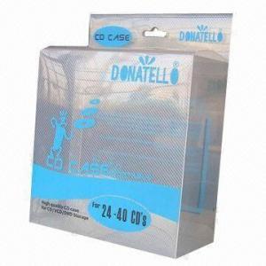 Cheap PP Box, Silkscreen Printing, Eco-friendly for sale