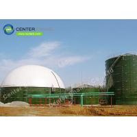 Cheap 35000 Gallon Bolted Steel Water Storage Tanks Acid And Alkalinity Proof for sale