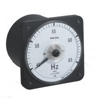 China 45-55hz Analog Frequency Meter , Analog Panel Meters 240 Degree Indicating Angle on sale