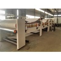 Cheap Double Facer Corrugated Carton Making Machine 5Ply Corrugator Line for sale