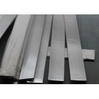 Cheap 201 / 202 stainless steel flat bar , cold rolled stainless steel flat stock 20x4 - 200x40 size for sale
