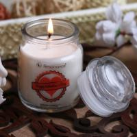 Cheap Luxury Packaging Custom Glass Candle Holders Decorating Jam Jars For Tea Lights for sale
