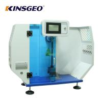 Buy cheap ISO Plastic Testing Machine / Izod Impact Test Machine Charpy Impact Test from wholesalers