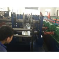 PLC Touch Screen Control Cable Tray Roll Forming Machine Cable Tray Making Machine