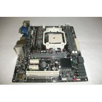 Cheap For ECS motherboard A75F-M2 Socket FM1 AMD A75 FCH SATA3 USB 3.0 A&GbE MATX DDR3 desktop mainboard for sale