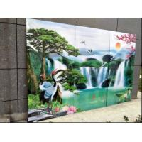 Cheap China 3d lenticular manufactuer large size 3d poster large format lenticular advertising poster 3d flip printing for sale