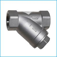 Cheap Y type strainer npt end supplier for sale