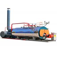 Quality High Thermal Efficiency And Lower Cost diesel fired Steam Boiler for corrugated wholesale