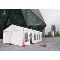 Cheap Small Commercial Rain Tents For Outdoor Events Ultraviolet Light Resistant wholesale