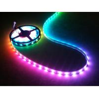 Cheap 50IC Digital RGB 5050 LED Strip Light 2 Years Warranty CE RoHS Magic Color for sale