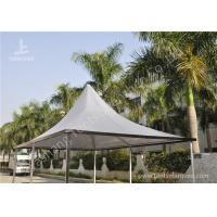 Cheap Outdoor No Wall Cover Pressed Aluminum Alloy Frame High Peak Tents wholesale