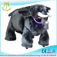 China Hansel children scooter ride on horse animal toy car for game center on sale