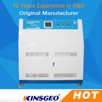 Cheap 304 Stainless Steel Uv Aging Test Chamber With Pid Ssr Control 1 Phase 220v 50hz for sale