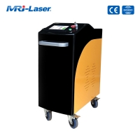 Cheap 120w Fiber Laser Cleaning Machine with High Precision And Good Stability for sale