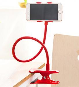 various color smart fasten clip holder 360 degree mobile phone bracket