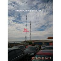 Cheap lattice tower for Integrated telecom base station products for sale