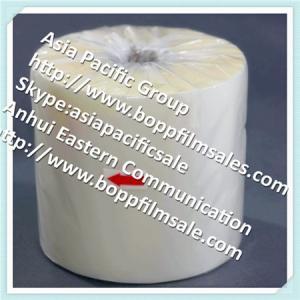 China BOPET Thermal Lamination Film (glossy and matte lamination) on sale