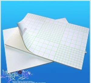 China self adhesive foam core 3/16 in white on sale