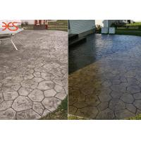 Cheap Liquid Wet Look Solvent Based Concrete Sealer For Embossed Concrete Patios for sale