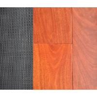 Cheap Santos Mahogany Radiant Heat Solid Wood Flooring for sale