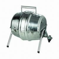 Cheap Beer Keg Grill Smoker BBQ for Sale, Easy to be Cleaned and Assembled for sale