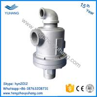 High temperature steam rotary joint for corrugated machine