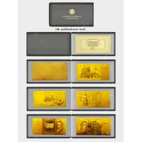 Cheap Old Australian 24K gold plated per decimal currency for collection for sale